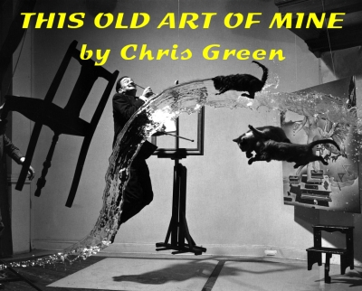 Chris Green Tales Of Mystery And Imagination